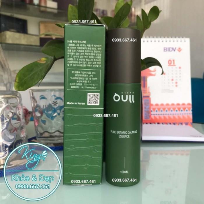 Tinh Chất Pure Botanic Calming Essence OULL 100ML1