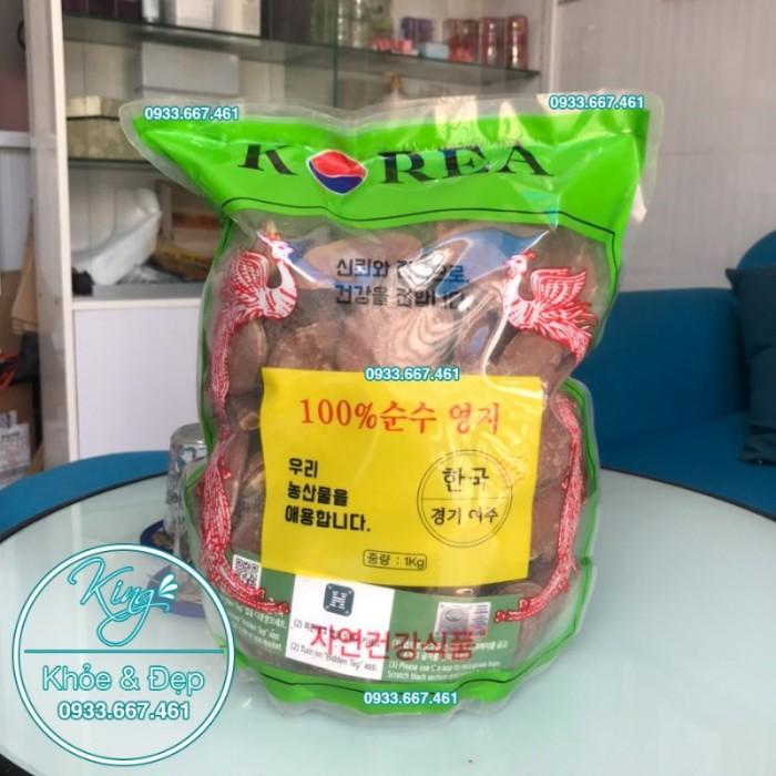 Nấm Linh Chi Đỏ Kana Nongsan Hàn Quốc 1kg4