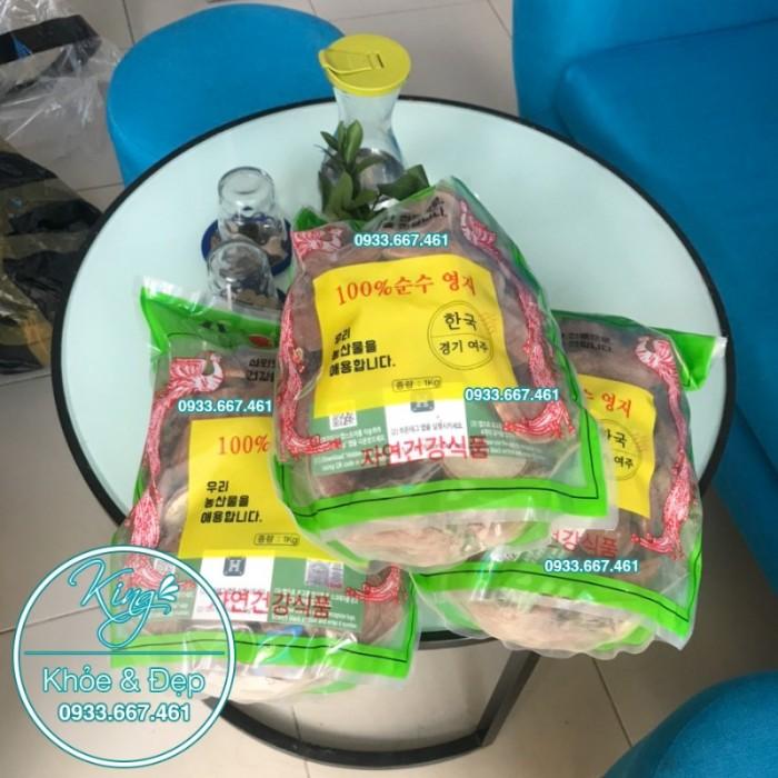 Nấm Linh Chi Đỏ Kana Nongsan Hàn Quốc 1kg3