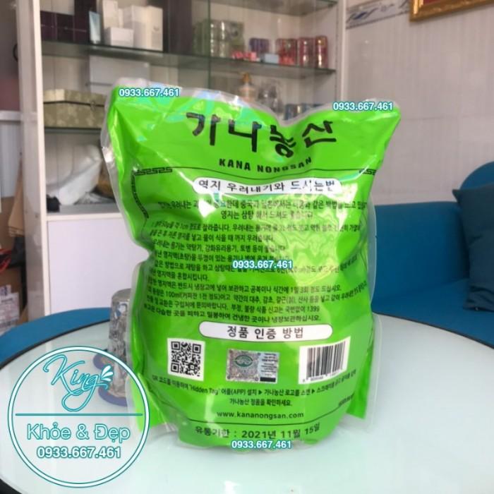 Nấm Linh Chi Đỏ Kana Nongsan Hàn Quốc 1kg0
