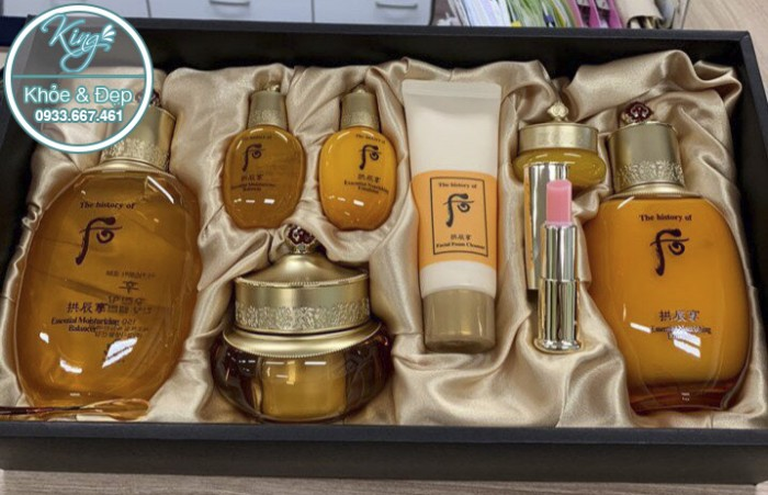 Bộ The History Of Whoo0