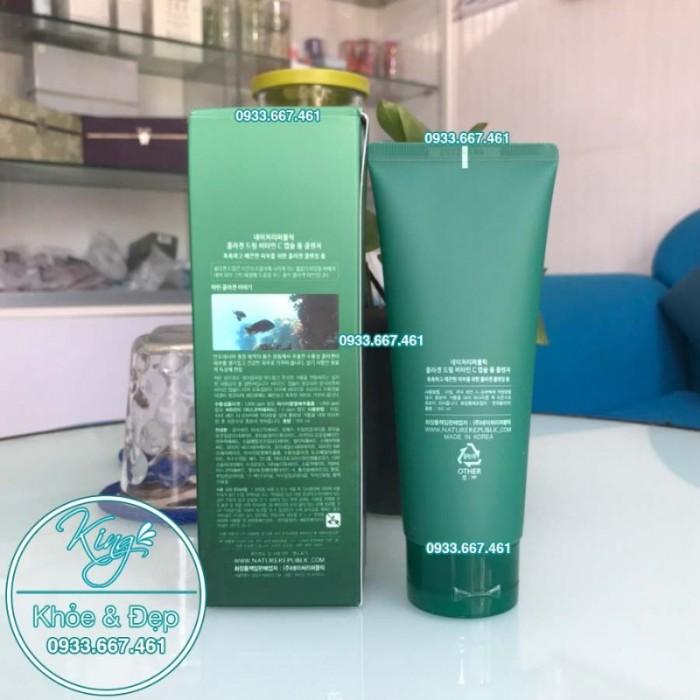 Sửa Rửa Mặt Nature Republic Collagen Dream Vitamin C Capsule Foam Cleanser1