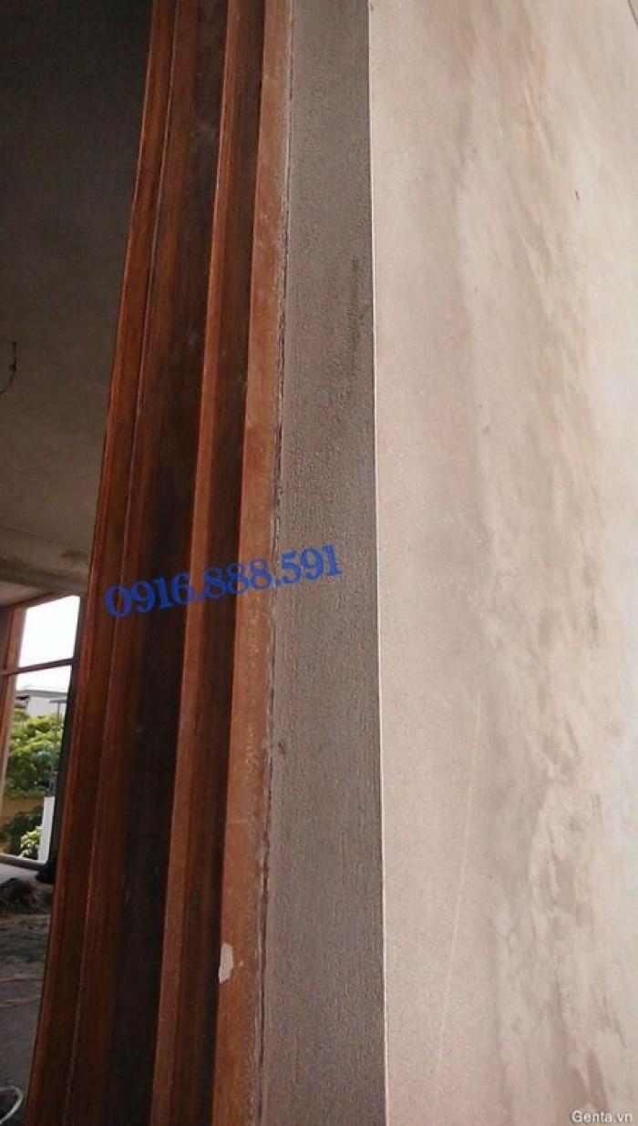 Nẹp ghém tường - Nẹp tô bảo vệ góc - Nẹp góc nhựa - Corner Bead.8