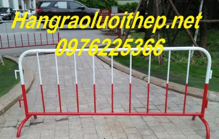 Khung hàng rào cách ly, Barie hàng rào di động, hàng rào an ninh9