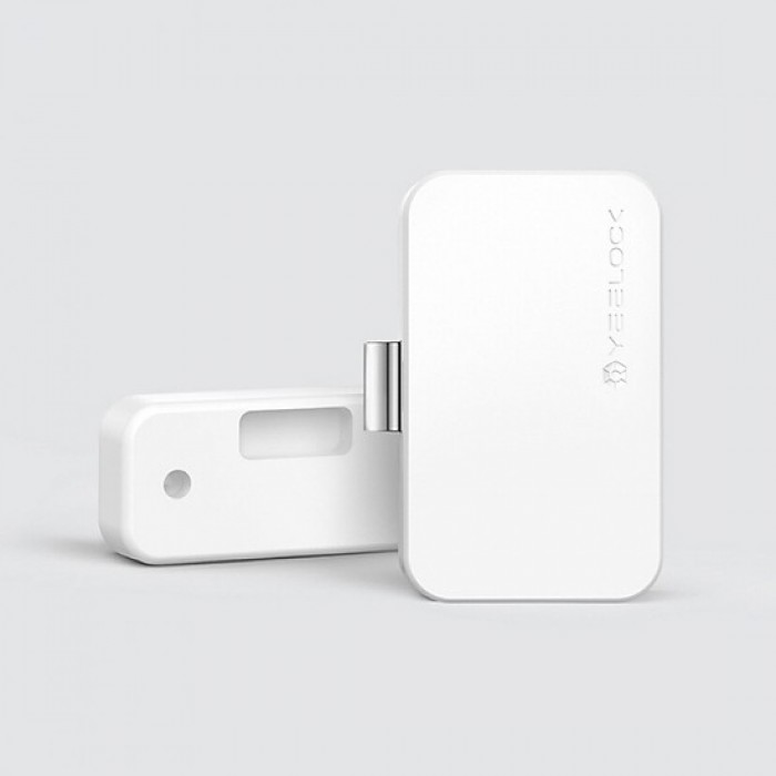 Khóa tủ thông minh Xiaomi YEELOCK Easy lock treasure smart drawer cabinet switch0