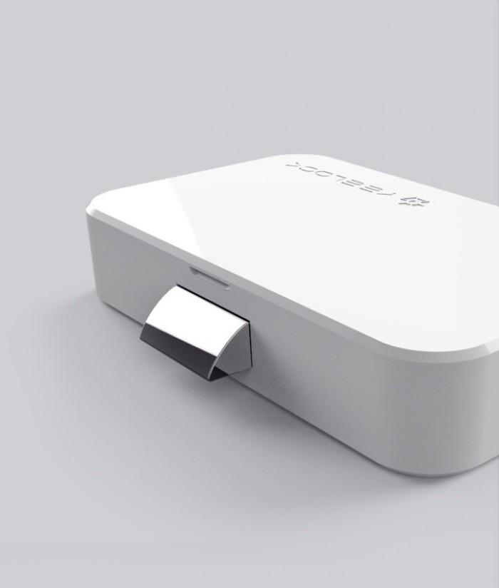 Khóa tủ thông minh Xiaomi YEELOCK Easy lock treasure smart drawer cabinet switch3