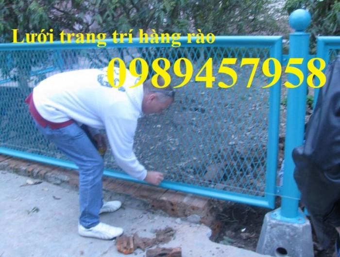 Gia công hàng rào lưới thép, hàng rào khu công nghiệp5