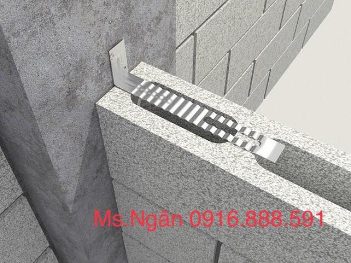Thép râu câu tường - Bát râu tường - Sắt râu - Neo tường - Frame tie