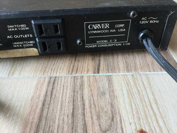 cần bán carver C -32