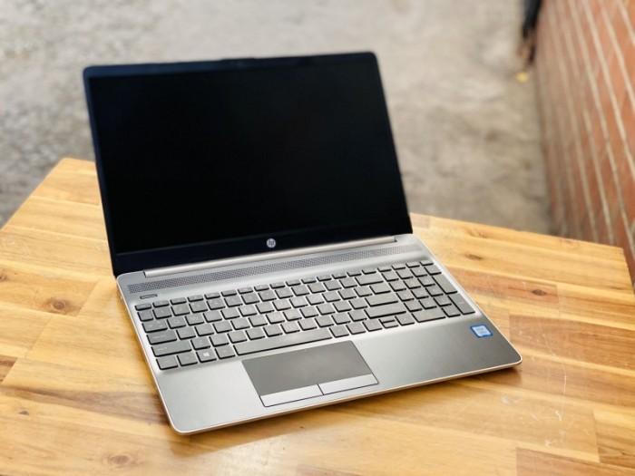 Laptop Hp Pavilion 15s du0056tu, i3 7020U 4G SSD128-500G Full HD Viền mỏng New 100% BH Hãng toàn quốc3