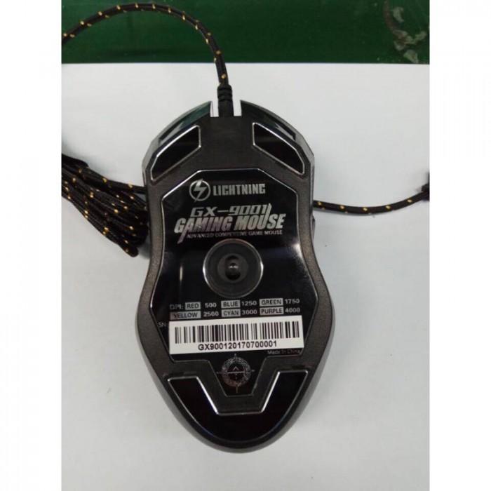 Mouse Lightning GX-9001 Led RGB chính hãng0