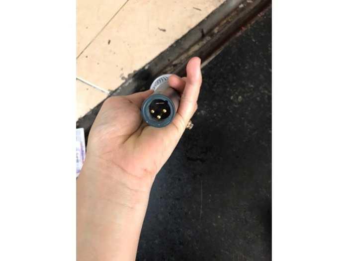 míc bãi shure có dây2