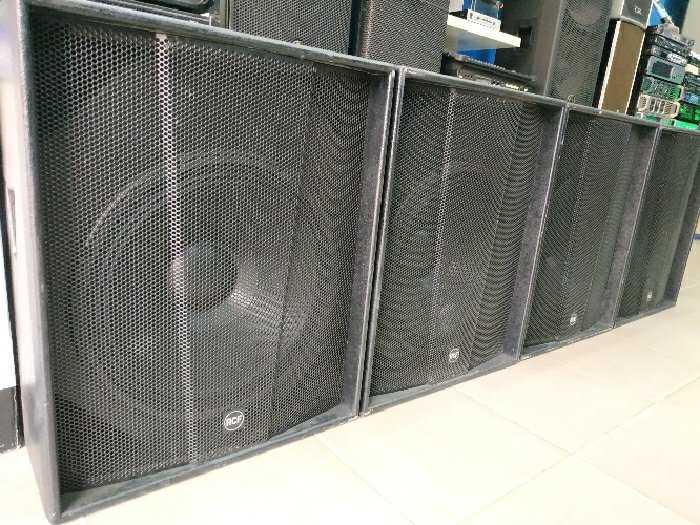 Sub RCF bass 50 neodymium bãi xịn italy0