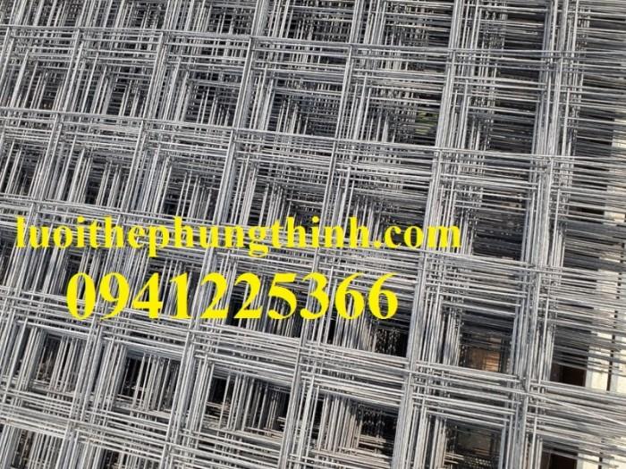 Lưới thép hàn mạ kẽm D3 a( 3030), D3 a(50x50), D4 a(50x50), D4 a(50x100)...tại Hà Nội0