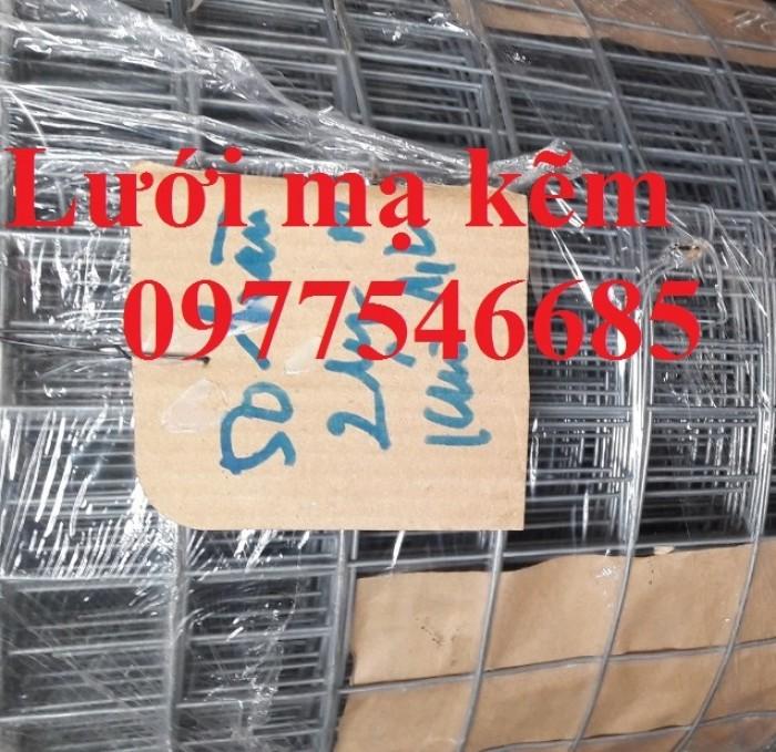 Lưới thép hàn mạ kẽm D3 a( 3030), D3 a(50x50), D4 a(50x50), D4 a(50x100)...tại Hà Nội2