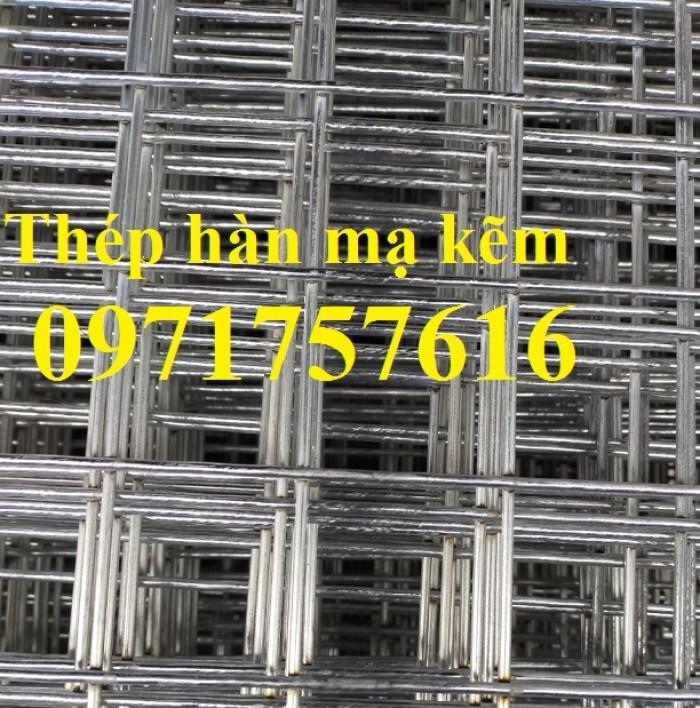 Lưới thép hàn mạ kẽm D3 a( 3030), D3 a(50x50), D4 a(50x50), D4 a(50x100)...tại Hà Nội7