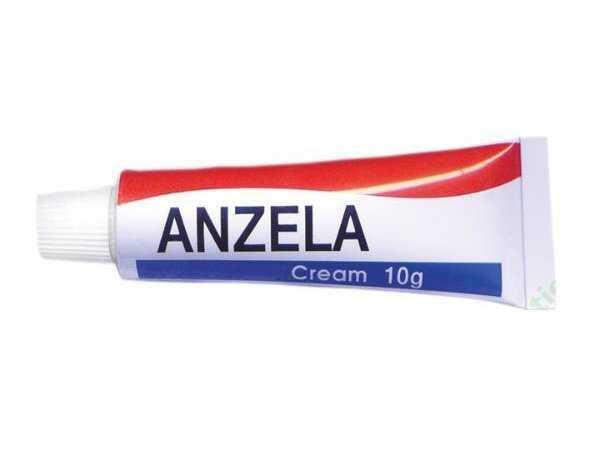 ANZELA cream trị mụn, ngừa thâm1