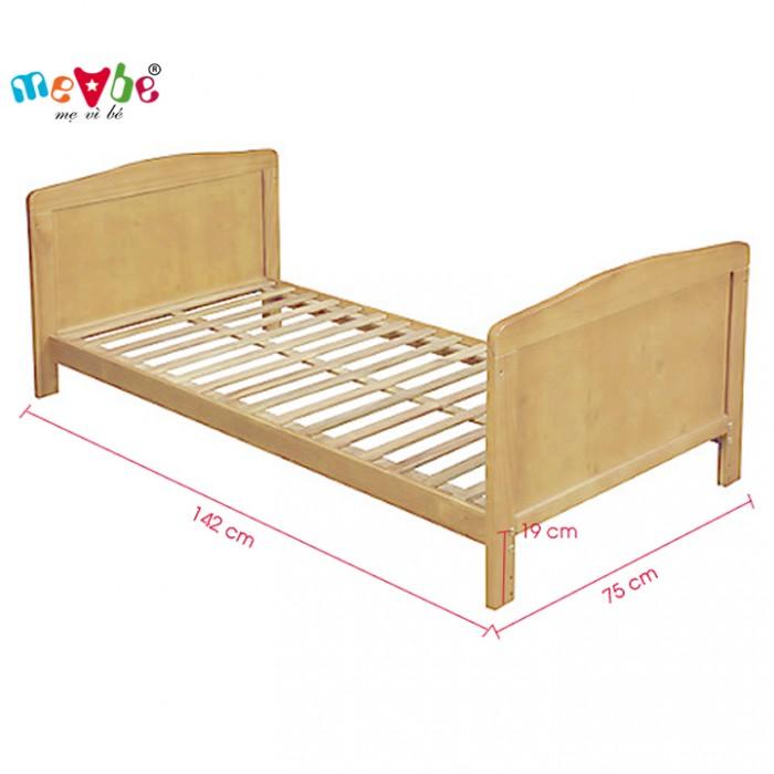Cũi cho bé Marlow màu tự nhiên gồm 3 chức năng sử dụng như dùng làm cũi trẻ em từ 0 đến 24 tháng, giường cũi cho trẻ nhỏ từ 18 tháng trở lên và ghế salon khi trẻ lớn hơn (tùy theo sự phát triển và thể trạng của từng bé)3