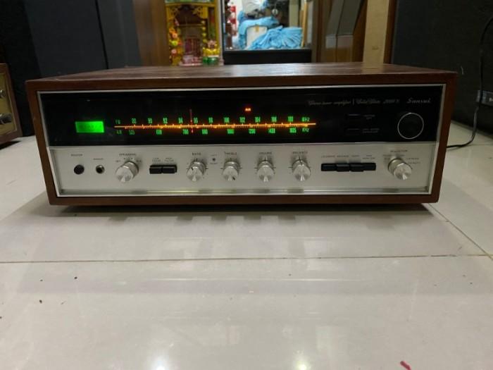 ampli SANSUI 2000X1