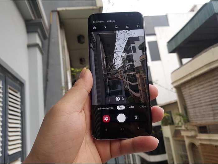 Samsung Galaxy S8 Plus Bản Hàn 2 sim, hỗ trợ trả góp 0%3