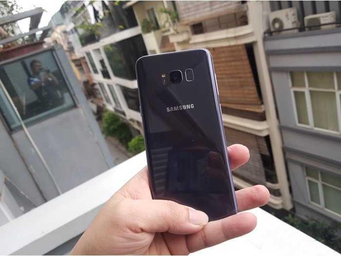 Samsung Galaxy S8 Plus Bản Hàn 2 sim, hỗ trợ trả góp 0%4