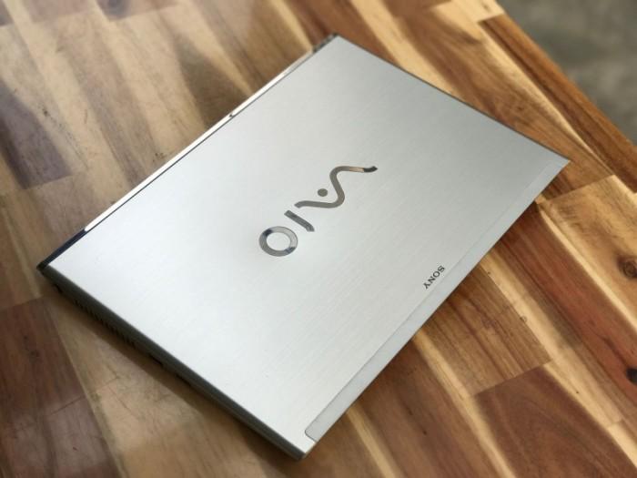 Laptop Sony Vaio Ultrabook SVT13, I5 3317U 4G SSD128 13inch Giá rẻ1