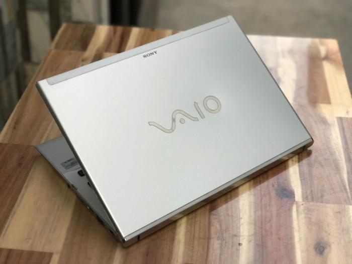 Laptop Sony Vaio Ultrabook SVT13, I5 3317U 4G SSD128 13inch Giá rẻ2