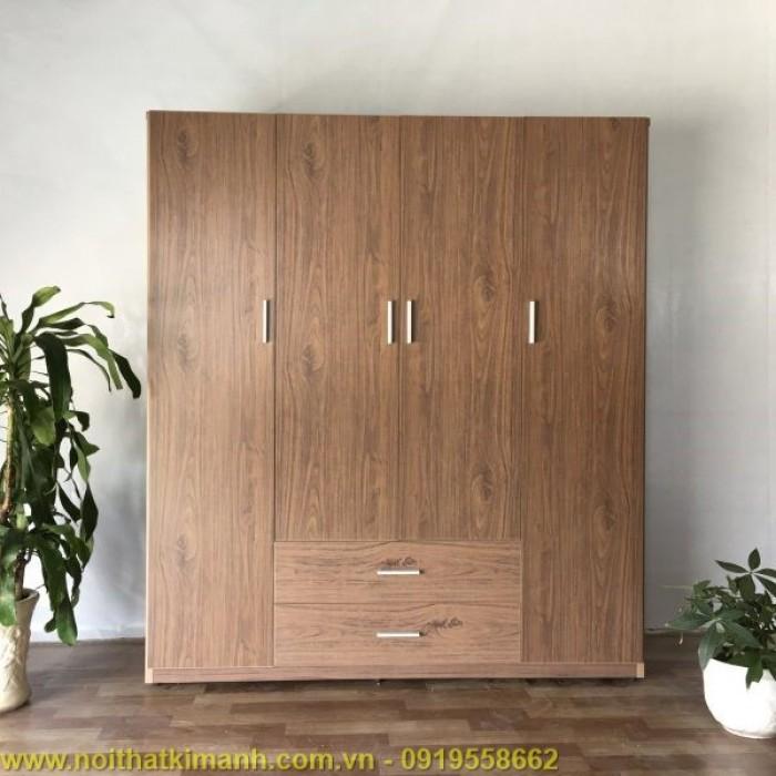 tủ áo gỗ công nghiệp cao cấp1