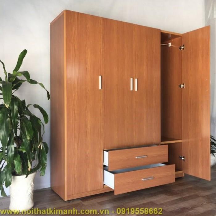 Tủ quần áo gỗ công nghiệp cao cấp9