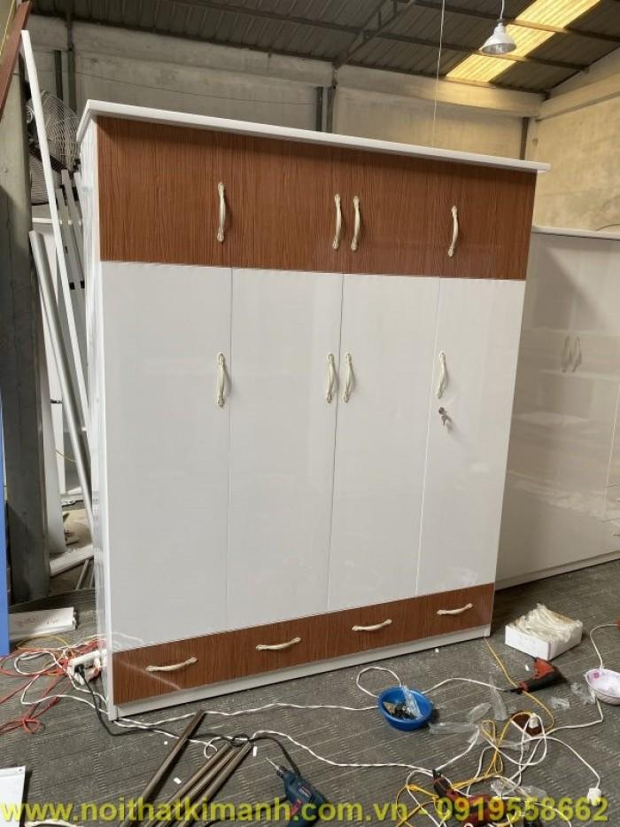 Thiết kế tủ quần áo hiện đại11