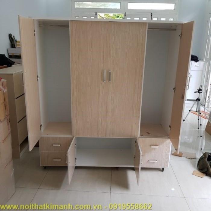 Tủ quần áo gỗ tự nhiên16