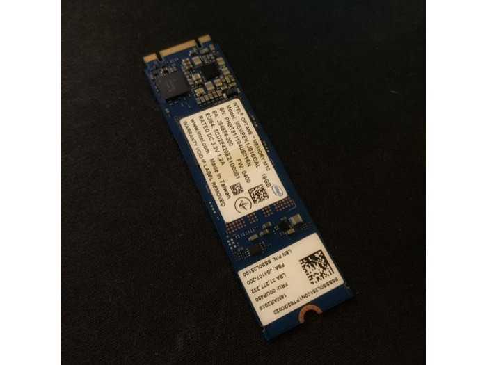 SSD Intel Optane 16G _ Biến HDD Thành SSD _ Laptop PC Đời 8,9,10...3