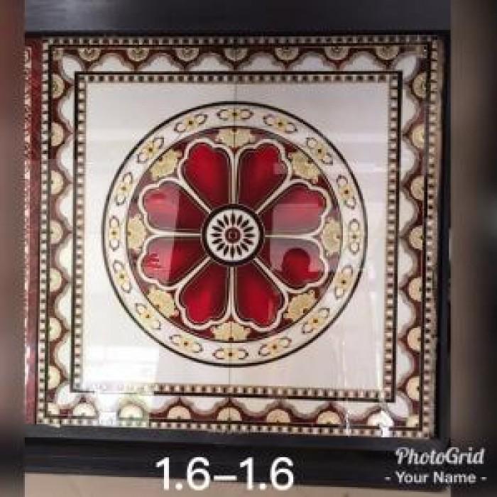 gạch lát nền 3d tranh thảm - Q320