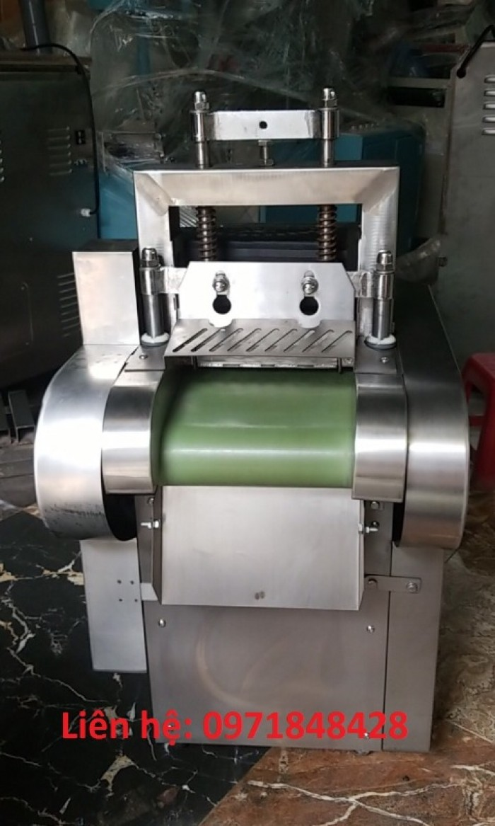 Máy cắt lát vỏ bưởi, máy cắt cùi bưởi hạt lựu, máy cắt hạt lựu củ quả2