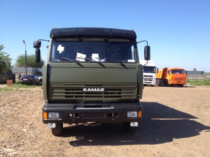 Bán xe ben Kamaz 15 tấn | Kamaz ben 3 chân thùng 10m3