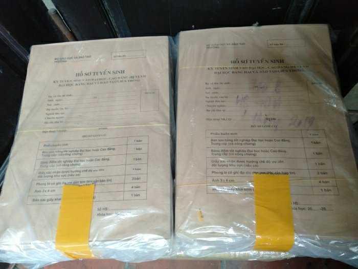 Hồ sơ tuyển sinh đại học cao đẳng2