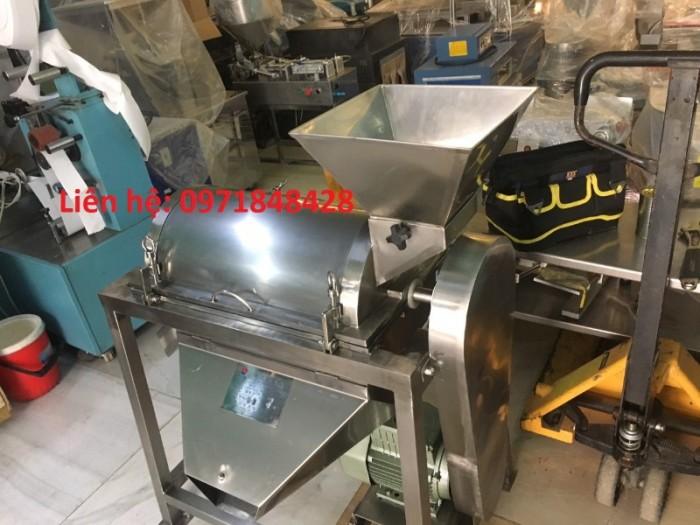 Máy chà hạt hoa quả, máy tách hạt hoa quả, máy tách hạt trái cây1