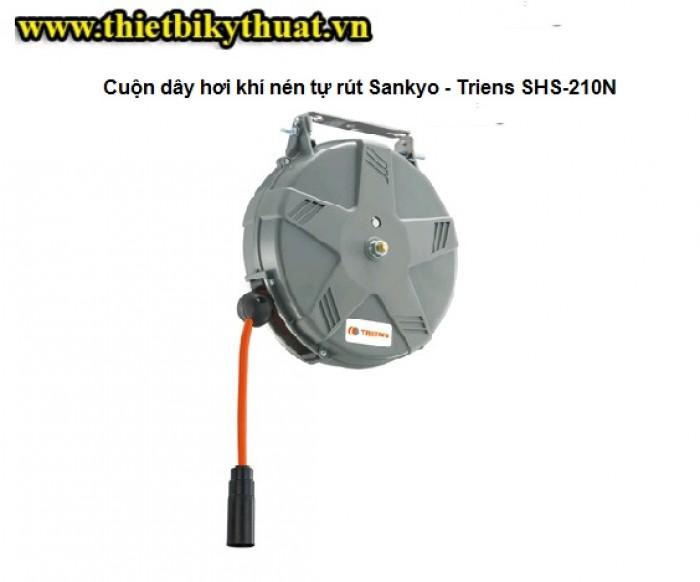 Cuộn dây hơi tự rút Sankyo SHR-35Z0