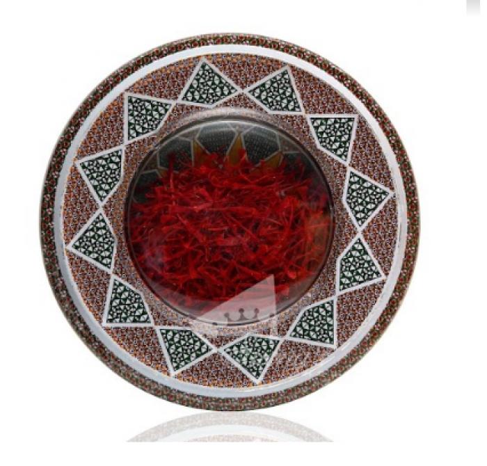 Trà nhụy hoa nghệ tây Iran 2gr-Saffron Iran check mã truy xuất nguồn gốc nhụy hoa nghệ tây 3