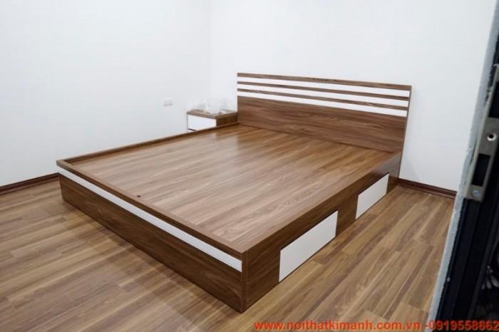 Kích thước giường gỗ công nghiệp7