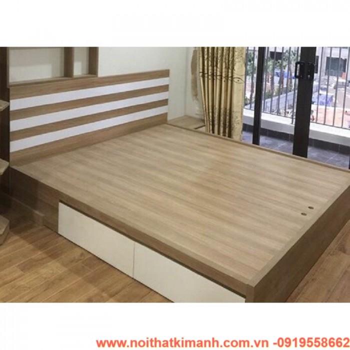 Báo giá giường gỗ công nghiệp An Cường17