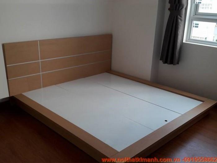 Kích thước giường gỗ công nghiệp18