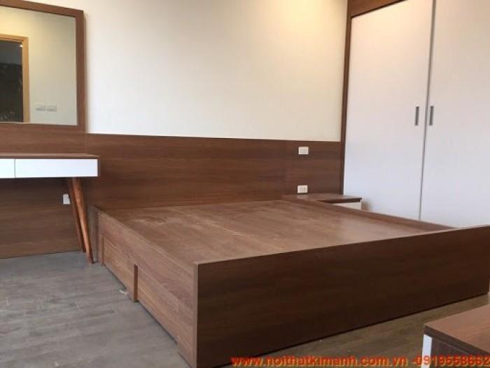 Giường gỗ công nghiệp cao cấp10