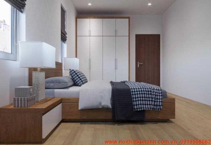 Giường gỗ công nghiệp cao cấp6