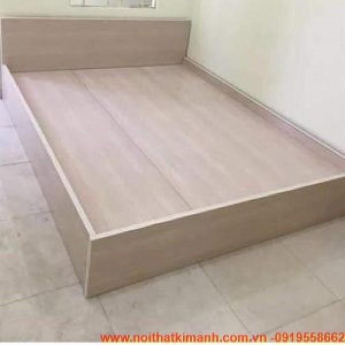 Các mẫu giường gỗ công nghiệp đẹp15