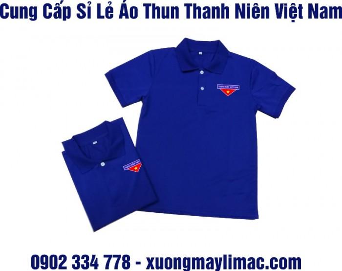 áo thun đồng phục đoàn thanh niên