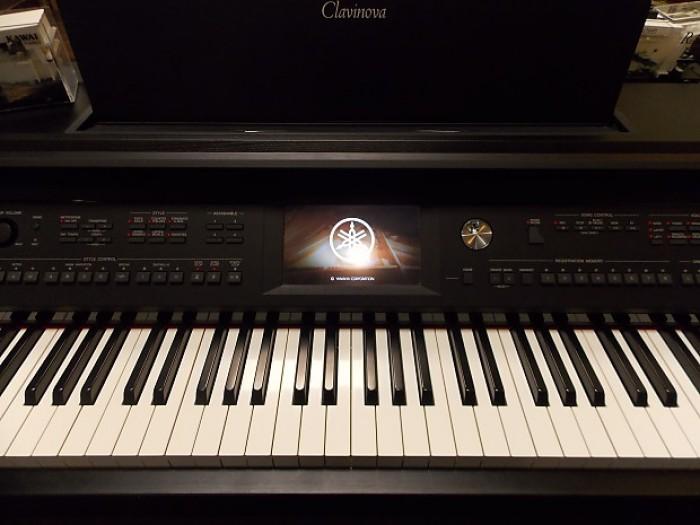 ĐÀN PIANO YAMAHA CVP 701 B CHÍNH HÃNG - KHÁT VỌNG MUSIC