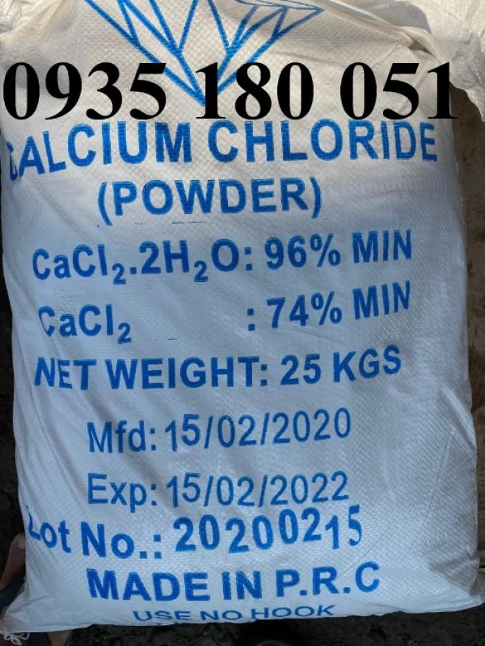 Calcium chloride 96% CaCl20