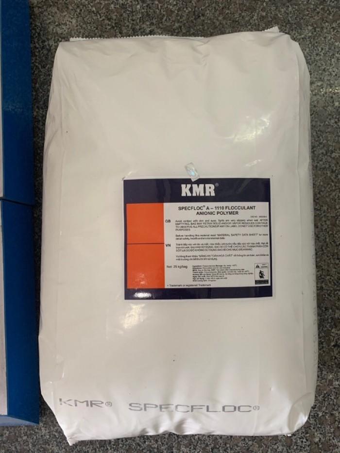 Siêu Trợ Lắng Polymer Anion (KMR) Anh Quốc