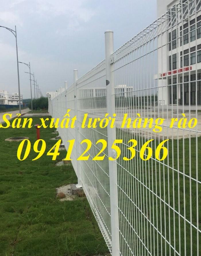 Hàng rào mạ kẽm,hàng rào lưới thép ,lưới hàng rào